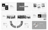 "PowerPoint Vorlage namens ""Backdrop - Black and White"" Großer Screenshot"