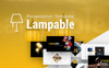 Lampable - Creative PowerPoint Template Big Screenshot