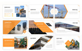 Keystone - Construction PowerPoint Template