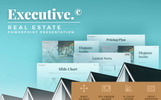 Executive - Real Estate PowerPoint Template