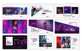 Concertus - Event PowerPoint Template