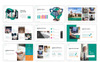 "Template PowerPoint #75517 ""Syllabus - Education"" Screenshot grande"