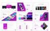 """Spectrum - Elegant"" - PowerPoint шаблон Великий скріншот"