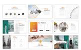 Titanium - Professional PowerPoint sablon
