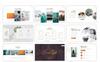 Titanium - Professional PowerPoint sablon Nagy méretű képernyőkép