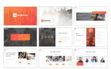 Coworking PowerPoint Template