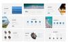 "Modello PowerPoint #75515 ""Adventurous - Brush"" Screenshot grande"