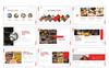 Foodaholic - Culinary PowerPoint Template Big Screenshot