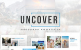 Uncover - Photography PowerPoint Template