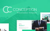 Conception - Business And Corporate PowerPoint Template Big Screenshot