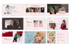 Passionne - Fashion PowerPoint Template Big Screenshot