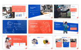 """Elevate - StartUp Technology"" PowerPoint Template"