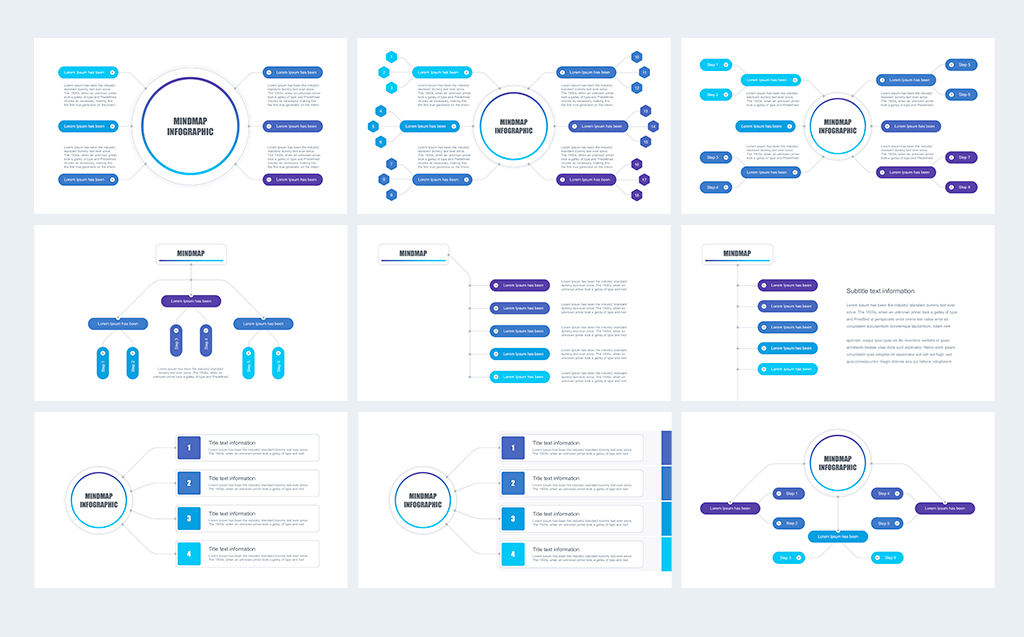Mindmap Powerpoint Template 67738