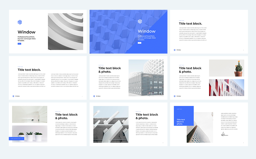 Business 2018 Keynote Template 68292