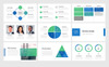 Project Status - Professional PowerPoint Template Big Screenshot