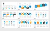 Timeline Pack 50 in 1 Keynote Template