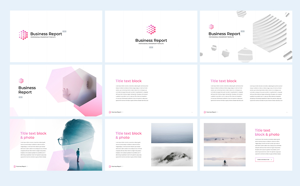 Business report 20 powerpoint template 69807 business report 20 powerpoint template big screenshot toneelgroepblik Gallery
