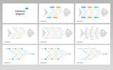 Fishbone & Ishikawa Diagram PowerPoint Template