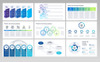 Porters Five Forces Analysis Template PowerPoint №70107 Screenshot Grade