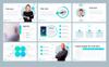 Elektronik  Powerpoint Şablonu Büyük Ekran Görüntüsü