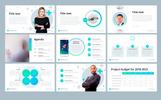 """Marketing Plan 2.0"" PowerPoint 模板"