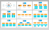 Organizational - Chart And Hierarchy Presentation Keynote Template