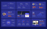 Startup Theme for Template PowerPoint №77728