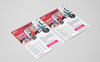 Devdesign Studio Multi Purpose Business GYM Corporate Identity Template Big Screenshot