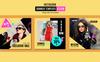 Instagram Product Advertising Banner Social Media Big Screenshot