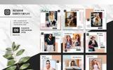 Fashion Promotional Instagram Social Media