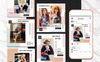 Fashion Promotional Instagram Social Media Big Screenshot