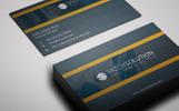 """Modello di Identità Aziendale #81110 """"SAZCM Business Card"""""""