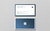 "Tema di Identità Aziendale #82398 ""Jonathan Smeet"" Screenshot grande"