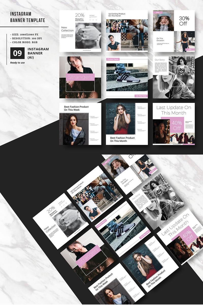 Sistec Instagram Promotional Banner Social Media #83768