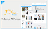 New Fashion Ware PSD-mall