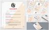 Alice Resume Template Big Screenshot