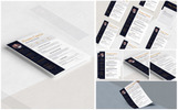 Alya Resume Template