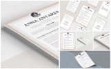 Antares Resume Template