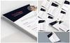 Askella Resume Template Big Screenshot