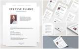 Celesse Resume Template