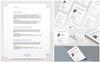 Celesse Resume Template Big Screenshot