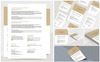 Diakodah Resume Template Big Screenshot