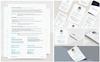 Gemini Resume Template Big Screenshot