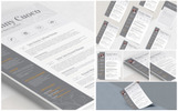 Giennah Resume Template
