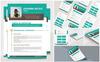 Johanna Resume Template Big Screenshot