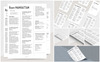 Manhattan Resume Template Big Screenshot