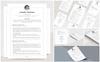 Marinda Resume Template Big Screenshot