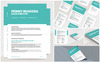 Miakoda Resume Template Big Screenshot