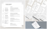 Michewa Resume Template