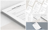Seren Resume Template Big Screenshot
